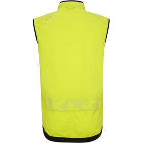 Ziener Nechamus Vest Men, amarillo